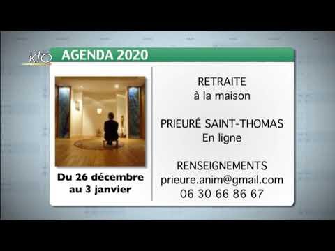 Agenda du 18 décembre 2020