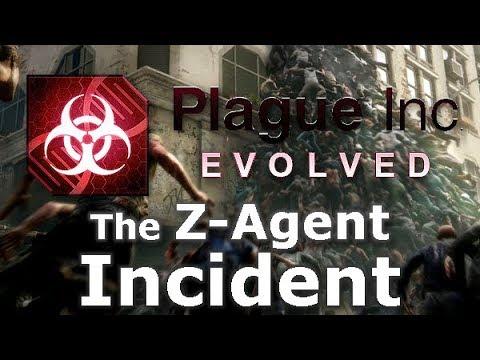 Plague Inc: Custom Scenarios - The Z-Agent Incident