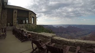 Grand Canyon North Rim Lodge & Cabin Tour