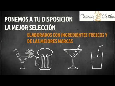 Servicios de Catering y Cócteles - Empresa de Catering en Madrid