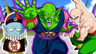 Who Is The BEST Main Antagonist In The Original Dragon Ball?