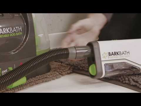 BARKBATH™ - No Spray Video