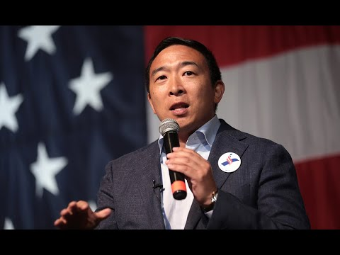 DNC Screws Andrew Yang Out Of A Speaking Slot