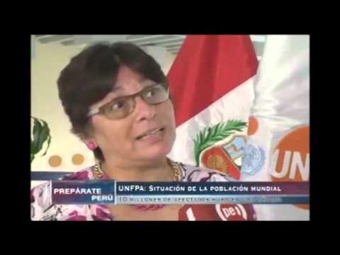 Prepárate Perú | Entrevista sobre atención a población vulnerable en situaciones de emergencia