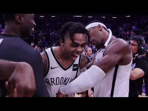 Brooklyn Nets' Historic 28-Point Comeback Win over the Sacramento Kings