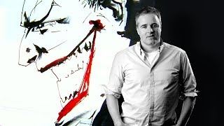 DC Comics Art Academy Featuring Jock (2017)
