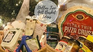 DIY Dollar Tree Christmas Gift Basket Ideas