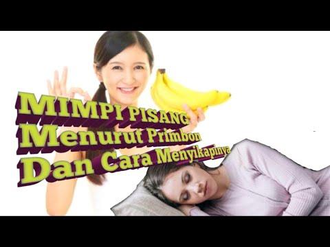MIMPI PISANG (Menurut Primbon & Cara Menyikapinya)