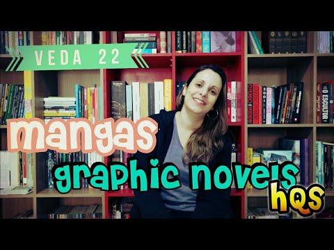Sobre HQs | Q&A | VEDA #22 | Pilha de Leitura