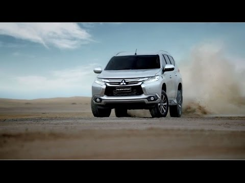 All New Pajero Sport : Super Select 4WD II