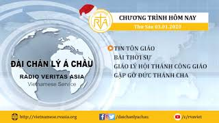 CHƯƠNG TRÌNH PHÁT THANH, THỨ SÁU 03012020