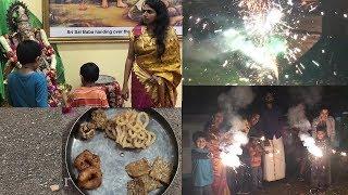 சரவெடி தீபாவளி | My Diwali celebration in America | Deepavali | Family traveler | Tamil vlog