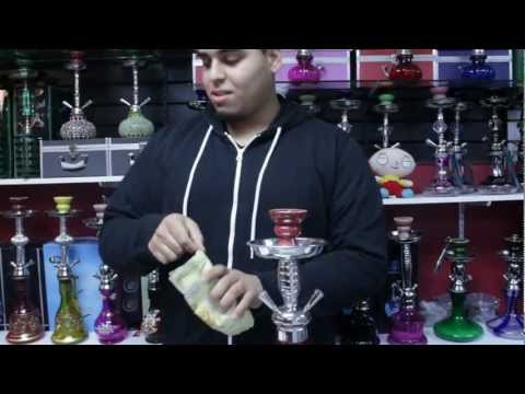 URGE Smokeshop - Hookah (Shisha) Setup Tutorial