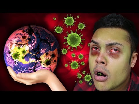 i coughed and INFECTED EVERYONE ON EARTH (Plague Inc Evolved)