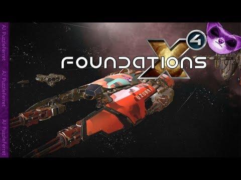 X4 Foundations Ep96 - Moving into Matrix 79b!
