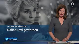 ARD Television 4.5.17: Daliah Lavi gestorben