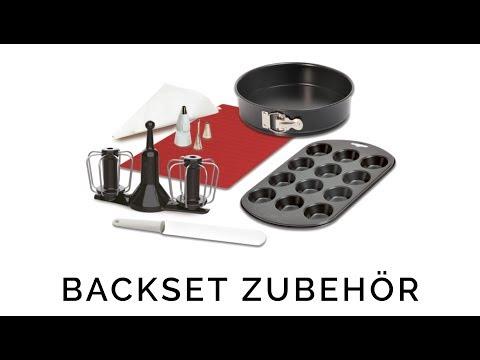 Backset Zubehör XF5560 - Krups I Prep & Cook Gourmet