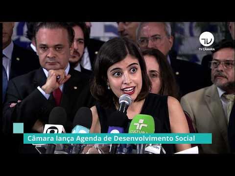 Câmara lança pacote de medidas que compõe Agenda de Desenvolvimento Social - 19/11/19