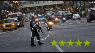 Мотоциклетный хаос в центре города! Реакция полиции на стантеров!