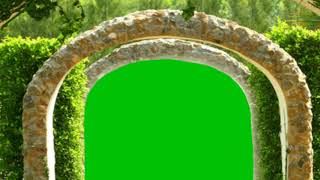 green screen garden - Video hài mới full hd hay nhất
