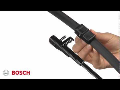 Bosch Wiper Blades - Sidelock Installation Video II-1-0