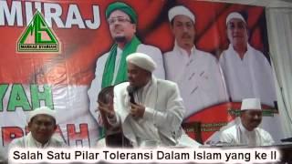 Habib Rizieq  10 Pilar Toleransi Dalam Islam Bag 2