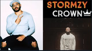 STORMZY   CROWN (OFFICIAL PERFORMANCE VIDEO) REACTION