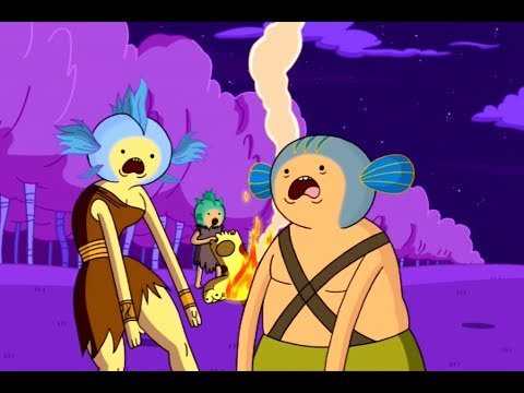 Adventure Time Theory-Mutated Humans