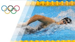 Rio Replay: Women's 800m Freestyle Final