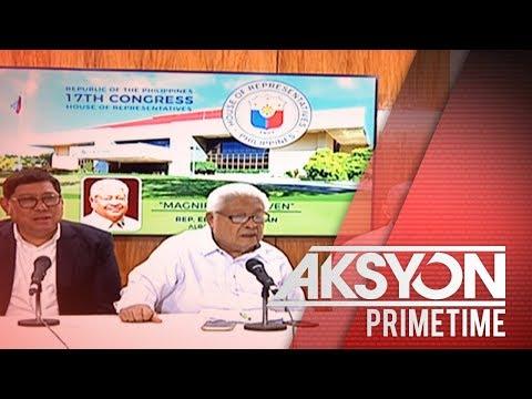 [News5]  Warrant of arrest kay Sen. Trillanes, panggigipit sa demokrasya ayon sa mga taga-oposisyon
