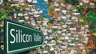 Силиконовая Долина: небольшой обзор / Silicon Valley Review