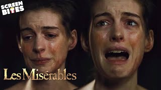 I Dreamed a Dream by Anne Hathaway | Les Misérables | SceneScreen