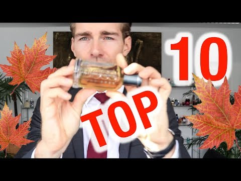 Top 10 Best Fall Fragrances 2018