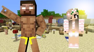 If Herobrine had a Secret Love - Minecraft
