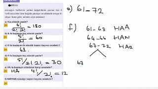 Eğitim Vadisi 10.Sınıf Matematik 2.Föy Sayma ve Olasılık 6 Konu Anlatım Videoları