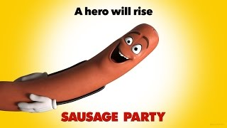 SAUSAGE PARTY – Official Green Band Trailer HD