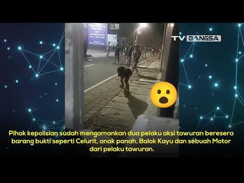 Bentrok! Dua Kelompok Remaja di Jakarta Selatan