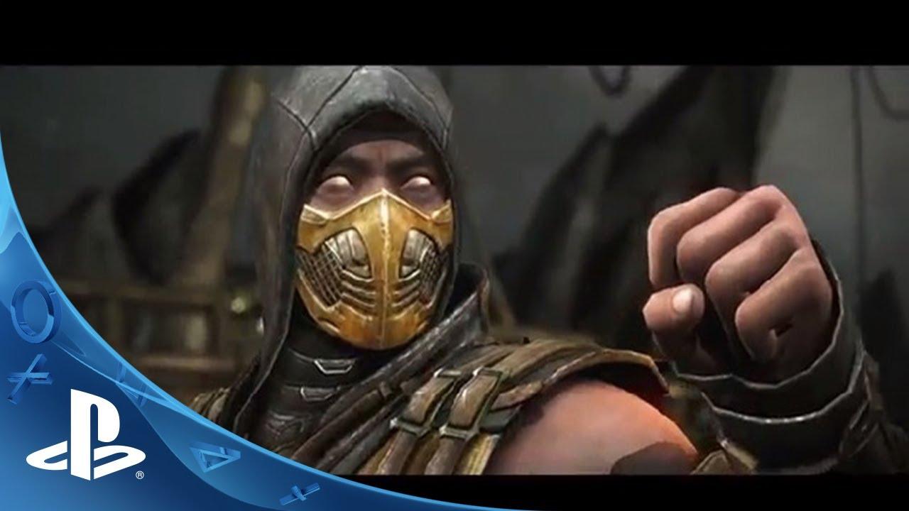 Paris Games Week 2014 : mes impressions sur Mortal Kombat X