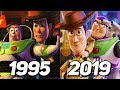 Evolution Of Toy Story Games 1995 2019