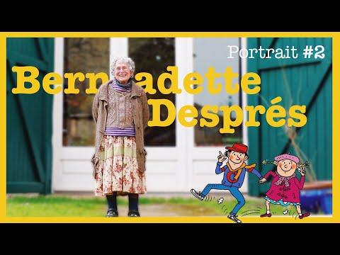 Vidéo de Bernadette Després