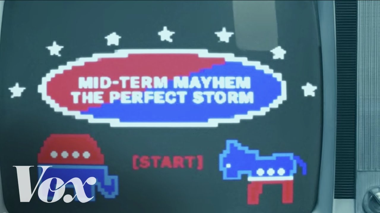 What will determine the 2014 midterms,explained in 8 bits thumbnail