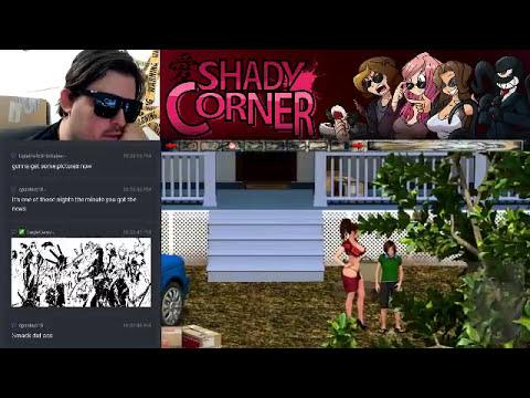 Strangers In A Strange Land - Shady Corner