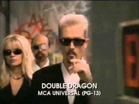 Double Dragon (1994) Trailer