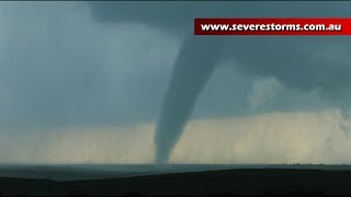 Storm Chase & Spotting - McLean TX & Elk City Tornado - 16th May 2017