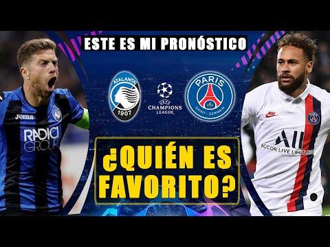 ¿Quién es FAVORITO PSG vs ATALANTA? Este es mi PRONOSTICO, CUARTOS DE FINAL CHAMPIONS – FUTBOLEROS