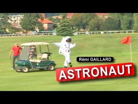 Přistání na golfovém hřišti