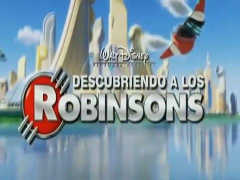 Trailer Descubriendo a los Robinsons