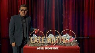 LATE MOTIV   Monólogo De Andreu Buenafuente. 'Cestas De Navidad' | #LateMotiv318