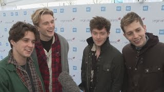 WE Day: The Vamps on loving Taylor Swift and April Fools' Day