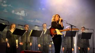 "Anna Calvi: ""Riders to the Sea""  +  ""Blackout"", New Theatre, Cardiff 2016"